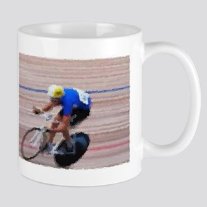 BIKE RACER PAINTING Mug