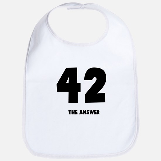 42 the answer to the question Bib