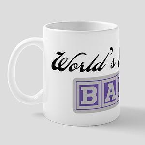 World's Greatest Baba (blue) Mug