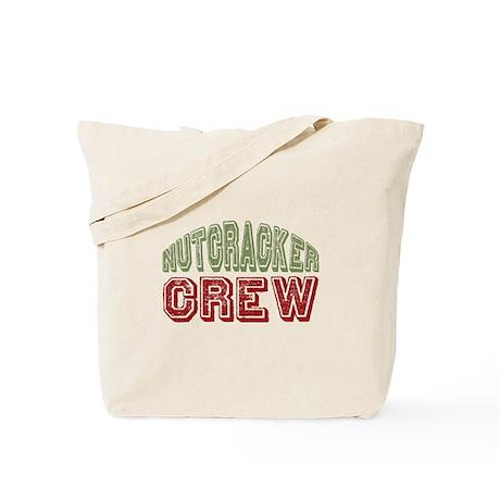 Nutcracker Crew Christmas Ballet Tote Bag