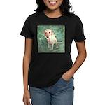Southern Yellow Lab Women's Dark T-Shirt