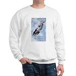 Flying Aussies Wine Label Sweatshirt