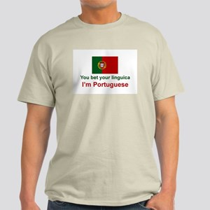 Portuguese Linguica Light T-Shirt