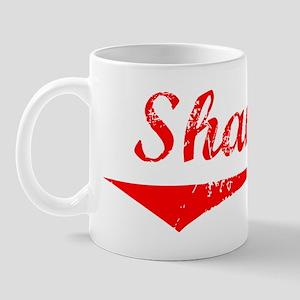 Shane Vintage (Red) Mug