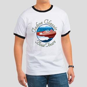 Tahoe Classic Boat Tours Ringer T