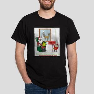 Santa 2012 Dark T-Shirt