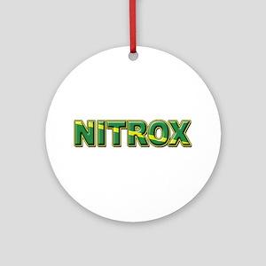 Nitrox Ornament (Round)