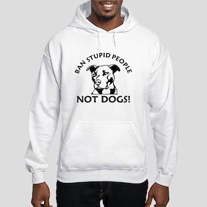 Ban Stupid People Sweatshirt