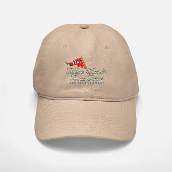 Tahoe Classic Boat Tours Baseball Baseball Cap