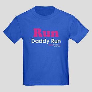 Run Daddy Run Kids Dark T-Shirt