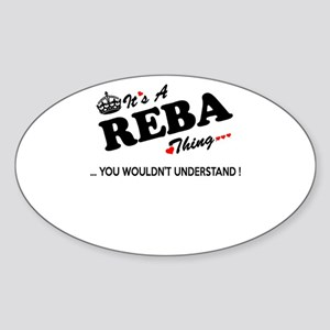 REBA thing, you wouldn't understand Sticker