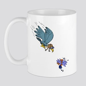 Falcon with goggles Mug