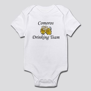 Comoros Infant Bodysuit