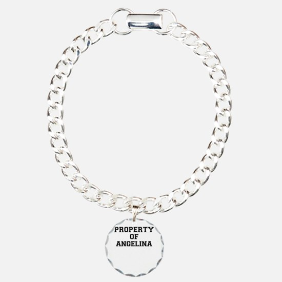 Property of ANGELINA Bracelet