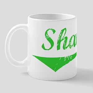 Shane Vintage (Green) Mug