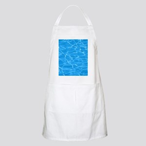 Blue Water Light Apron