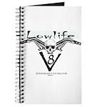 LOWLIFE v8 skull Journal
