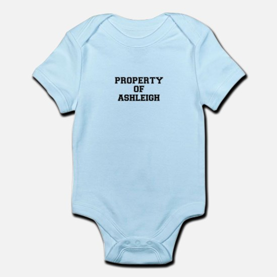 Property of ASHLEIGH Body Suit