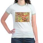 Flat Wyoming Jr. Ringer T-Shirt