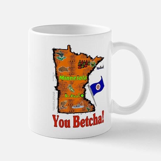 MN-Betcha! Mug