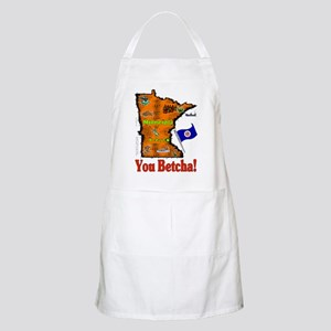 MN-Betcha! BBQ Apron