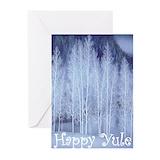 Pagan yule Greeting Cards (20 Pack)