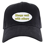 Sleeps Well With Others Black Cap