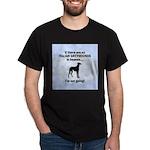 Italian Greyhounds In Heaven Dark T-Shirt