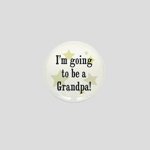 I'm going to be a Grandpa! Mini Button