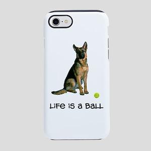 German Shepherd Life iPhone 8/7 Tough Case