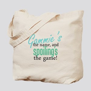 Gammie's the Name, and Spoiling's the Game! Tote B