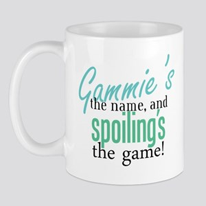 Gammie's the Name, and Spoiling's the Game! Mug