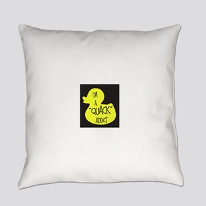 Quack addict Everyday Pillow