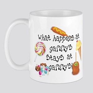 What Happens at Gammy's... Mug
