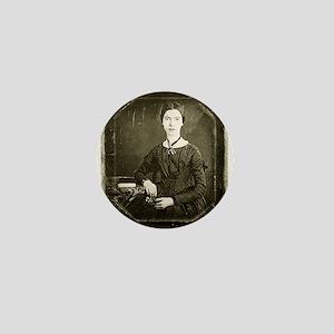 Emily Dickinson Mini Button