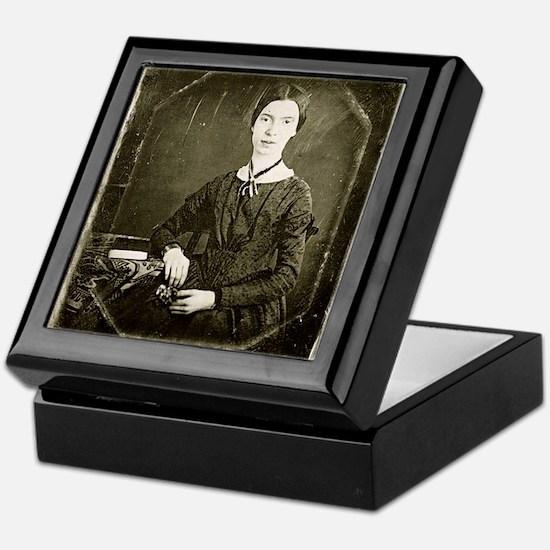 Emily Dickinson Keepsake Box