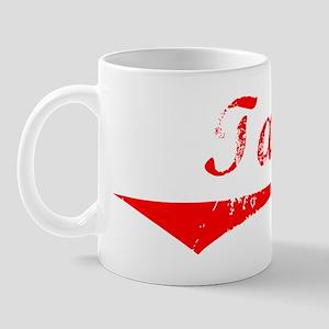 Tate Vintage (Red) Mug