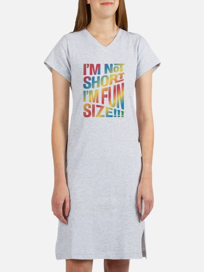 Cute Im not short Women's Nightshirt