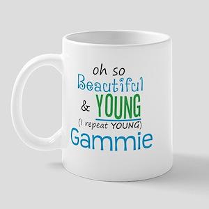 Beautiful and Young Gammie Mug