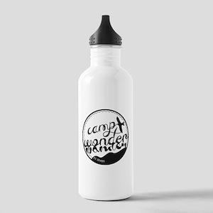 Camp Wonder Wander Patch Water Bottle
