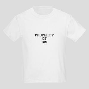 Property of GIS T-Shirt