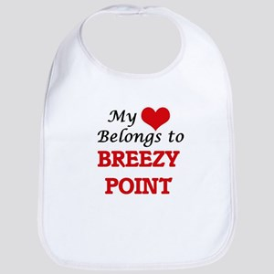 My Heart Belongs to Breezy Point Maryland Bib