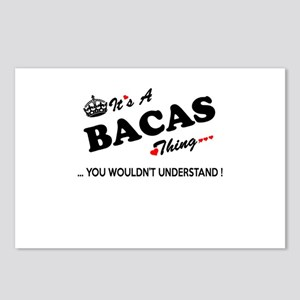 BACAS thing, you wouldn't Postcards (Package of 8)