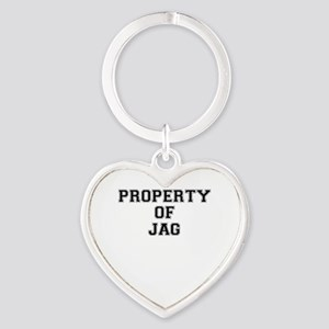 Property of JAG Keychains