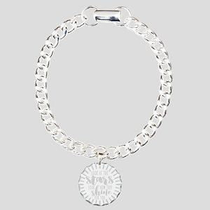 Shining Stars Cute Typog Charm Bracelet, One Charm