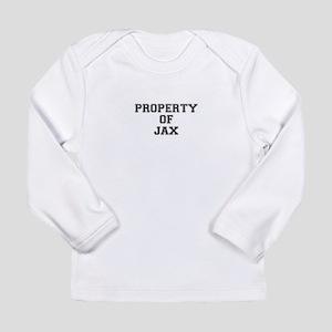 Property of JAX Long Sleeve T-Shirt