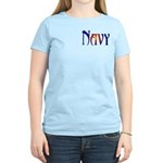Navy Women's Light T-Shirt