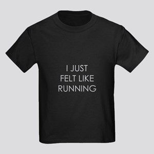Felt Like Runnin T-Shirt