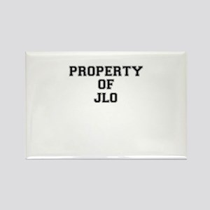 Property of JLO Magnets