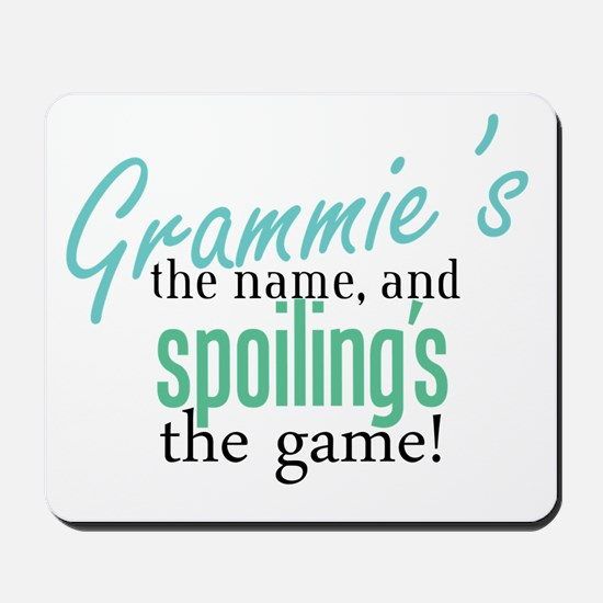 Grammie's the Name, and Spoiling's the Game! Mouse